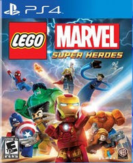 LEGO Marvel Super Heroes (Playstation 4 / PS4) NEW