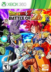 Dragon Ball Z: Battle of Z (Xbox 360) Pre-Owned: Game and Case