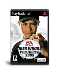 Tiger Woods PGA Tour 2005 (Playstation 2 / PS2) Pre-Owned: Game, Manual, and Case