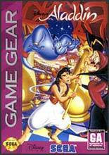 Aladdin (Sega Game Gear) Pre-Owned: Cartridge Only