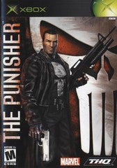 The Punisher (Xbox) Pre-Owned: Game, Manual, and Case