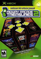 Midway Arcade Treasures 2 (Xbox) Pre-Owned: Game, Manual, and Case