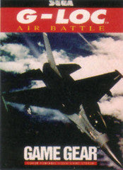 G-LOC Air Battle (Sega Game Gear) Pre-Owned: Cartridge Only