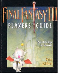 Final Fantasy III Player's Guide (Strategy Guide) Pre-Owned