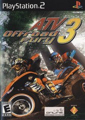 ATV Offroad Fury 3 (Playstation 2 / PS2) Pre-Owned: Game, Manual, and Case