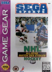 NHL All Star Hockey (Sega Game Gear) Pre-Owned: Cartridge Only