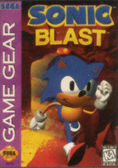 Sonic Blast (Sega Game Gear) Pre-Owned: Cartridge Only
