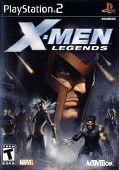 X-men Legends (Playstation 2 / PS2)