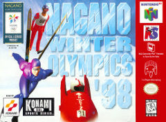 Nagano Winter Olympics '98 (Nintendo 64 / N64) Pre-Owned: Cartridge Only