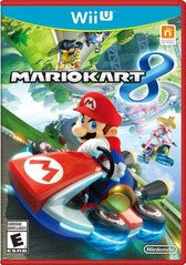 Mario Kart 8 (Nintendo Wii U) Pre-Owned: Game, Manual, and Case