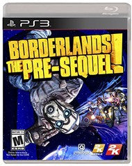 Borderlands: The Pre-Sequel (Playstation 3) NEW