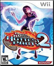 Dance Dance Revolution Hottest Party 2 (Game Only) (Nintendo Wii) Pre-Owned: Game and Case