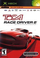 Toca Race Driver 2 (Xbox) Pre-Owned: Game, Manual, and Case