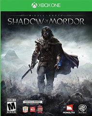 Middle Earth: Shadow of Mordor (Xbox One) Pre-Owned: Game, Manual, and Case