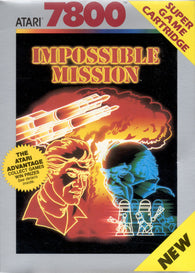Impossible Mission (Atari 7800) Pre-Owned: Cartridge Only