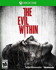 The Evil Within (Xbox One) Pre-Owned: Game, Manual, and Case
