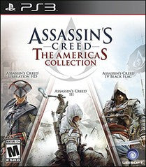 Assassin's Creed: The Americas Collection (Playstation 3) Pre-Owned: Game, Manual, and Case
