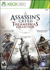 Assassin's Creed: The Americas Collection (Xbox 360) Pre-Owned: Game, Manual, and Case