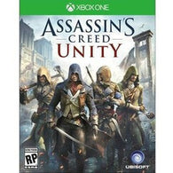 Assassin's Creed: Unity (Xbox One) Pre-Owned: Game and Case