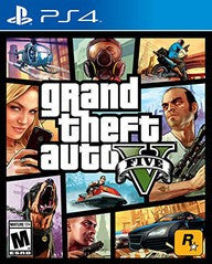 Grand Theft Auto V (Playstation 4) Pre-Owned: Game and Case