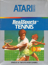 RealSports Tennis (Atari 5200) Pre-Owned: Cartridge Only