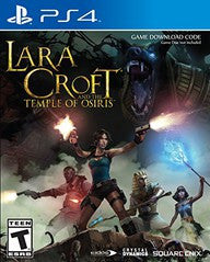 Lara Croft and The Temple of Osiris (Playstation 4) NEW