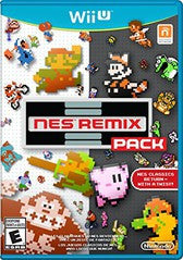 NES Remix Pack (Nintendo Wii U) Pre-Owned: Game and Case