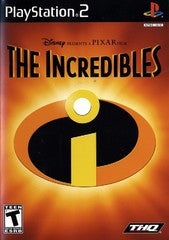 The Incredibles (Disney/Pixzar) (Playstation 2 / PS2) Pre-Owned: Game, Manual, and Case