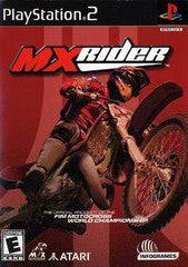 MX Rider (Playstation 2) Pre-Owned: Game, Manual, and Case