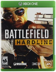 Battlefield Hardline (Xbox One) Pre-Owned: Game and Case