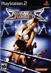 Rumble Roses (Playstation 2 / PS2) Pre-Owned: Game, Manual, and Case