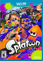 Splatoon (Nintendo Wii U) Pre-Owned: Game and Case