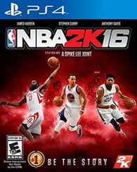 NBA 2K16 (Playstation 4) Pre-Owned: Game and Case