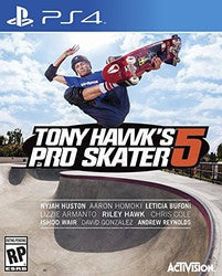 Tony Hawk 5 (Playstation 4) Pre-Owned: Game and Case