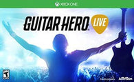 Guitar Hero Live (Game Only) (Xbox One) Pre-Owned: Game and Case