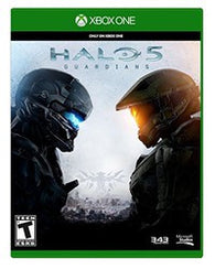 Halo 5: Guardians (Xbox One) Pre-Owned: Game and Case