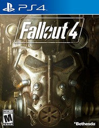 Fallout 4 (Playstation 4) Pre-Owned: Game, Manual, and Case