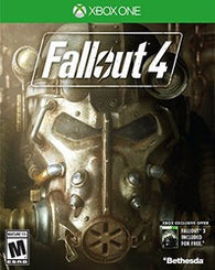 Fallout 4 (Xbox One) Pre-Owned: Game and Case