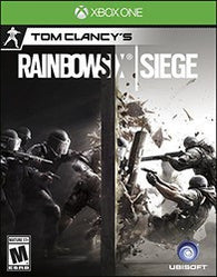 Rainbow Six Siege (Xbox One) Pre-Owned: Game and Case