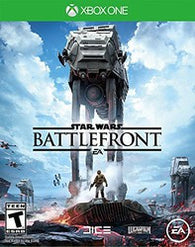 Star Wars Battlefront (Xbox One) Pre-Owned: Game and Case