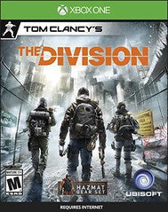 The Division (Tom Clancy's) (Xbox One) Pre-Owned: Game, Manual, and Case