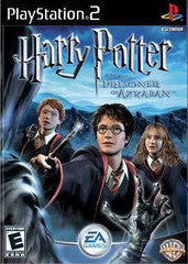 Harry Potter Prisoner of Azkaban (Playstation 2 / PS2) Pre-Owned: Game, Manual, and Case