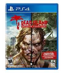 Dead Island Definitive Collection (Playstation 4) NEW