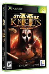 Star Wars Knights of Old Republic 2 (Xbox) Pre-Owned: Game, Manual, and Case