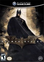 Batman Begins (Nintendo GameCube) Pre-Owned: Game, Manual, and Case
