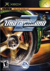 Need for Speed: Underground 2 (Xbox) Pre-Owned: Game, Manual, and Case