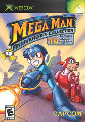 Mega Man Anniversary Collection (Xbox) Pre-Owned: Game, Manual, and Case