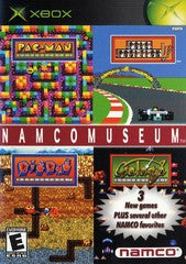 Namco Museum (Xbox) Pre-Owned: Game and Case