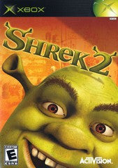Shrek 2 (Xbox) Pre-Owned: Disc Only