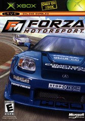 Forza Motorsport (Xbox) Pre-Owned: Game, Manual, and Case